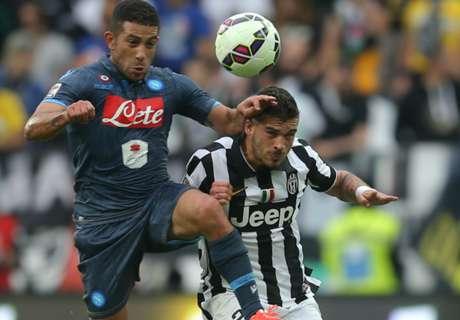 Juventus-Napoli LIVE! 1-1, David Lopez