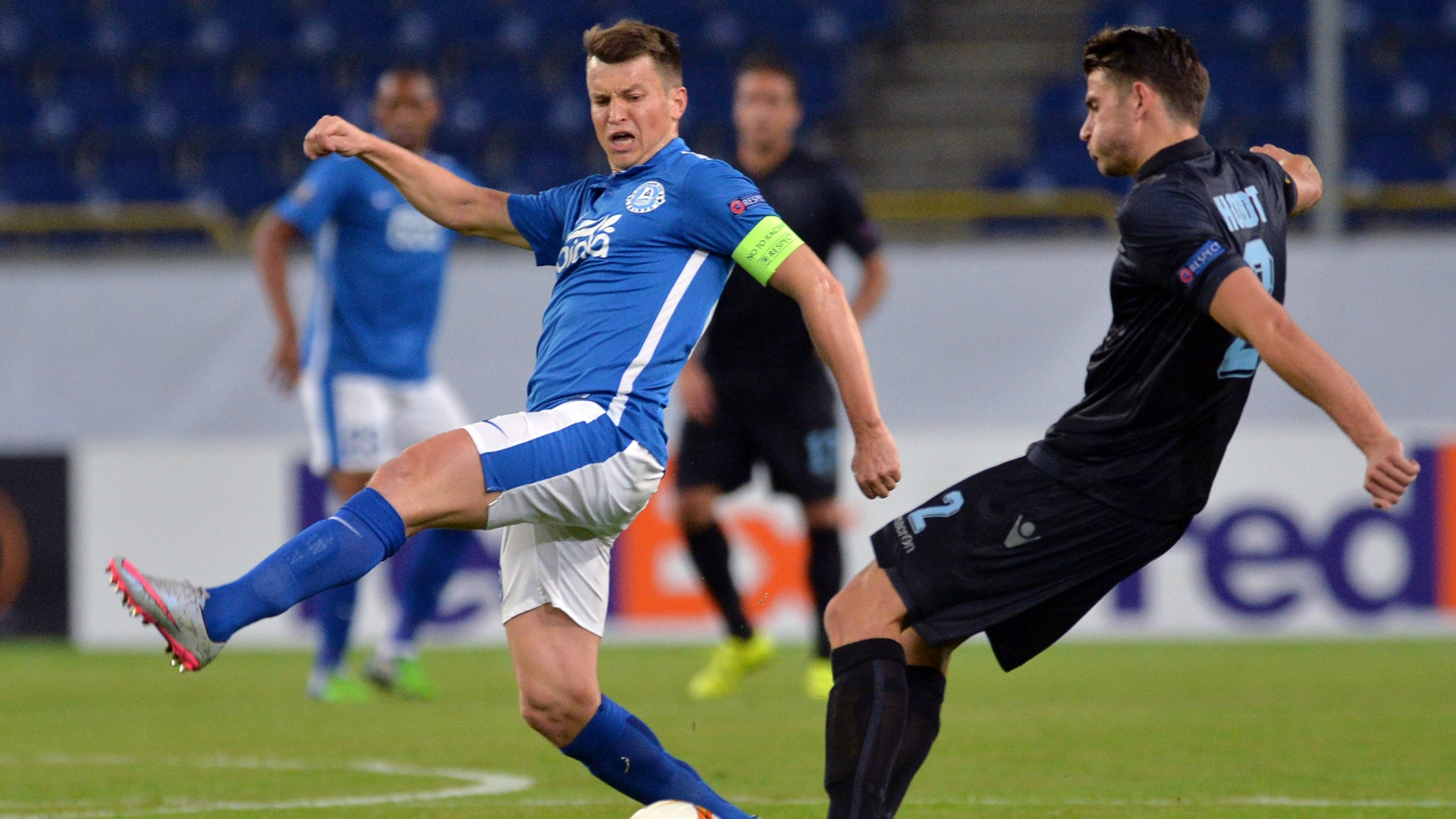 Video: Dnipro Dnipropetrovsk vs Lazio