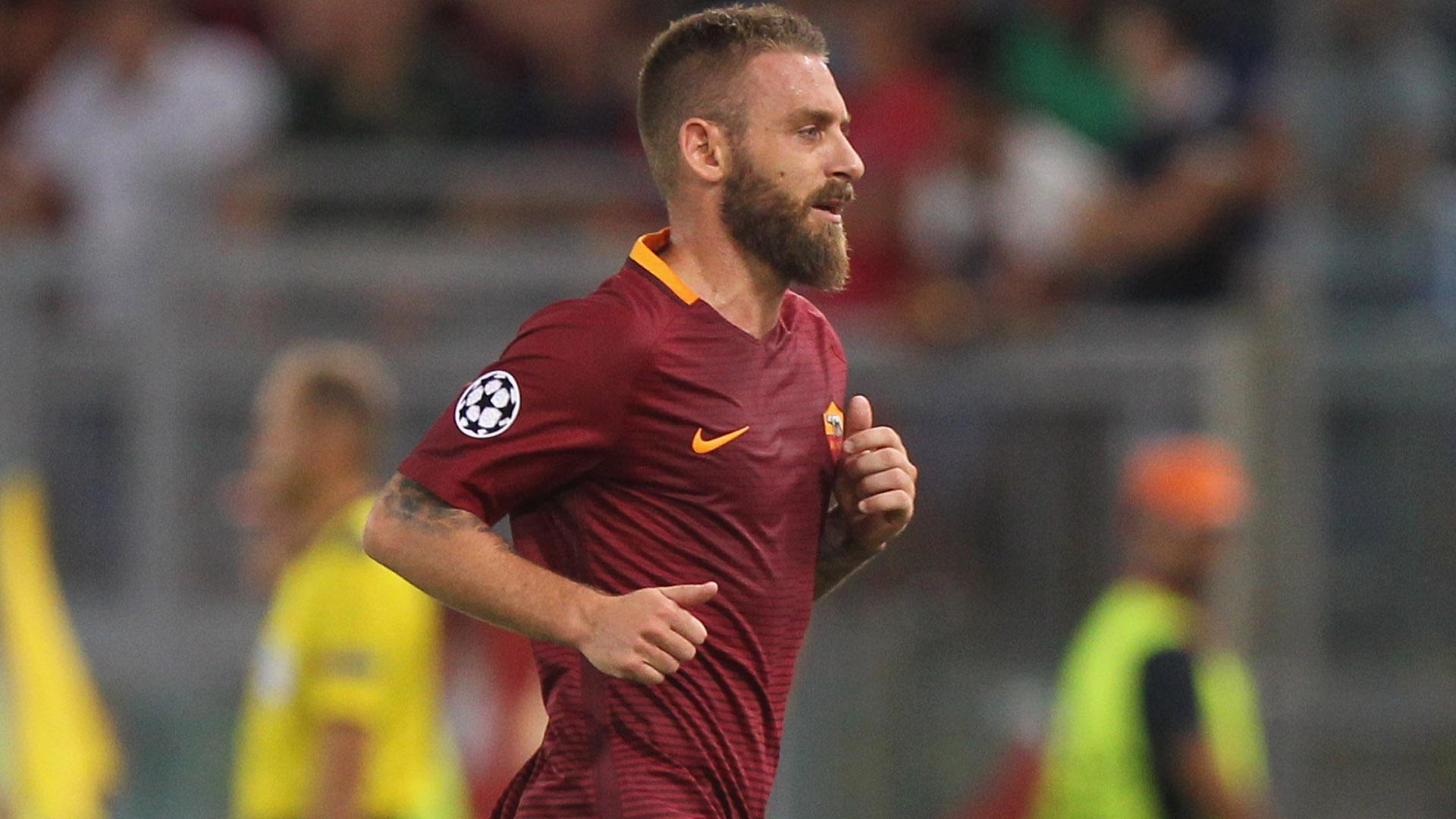 Calciomercato Roma: la Juventus ci prova per De Rossi, no del centrocampista