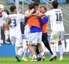 Inter downed by Cagliari