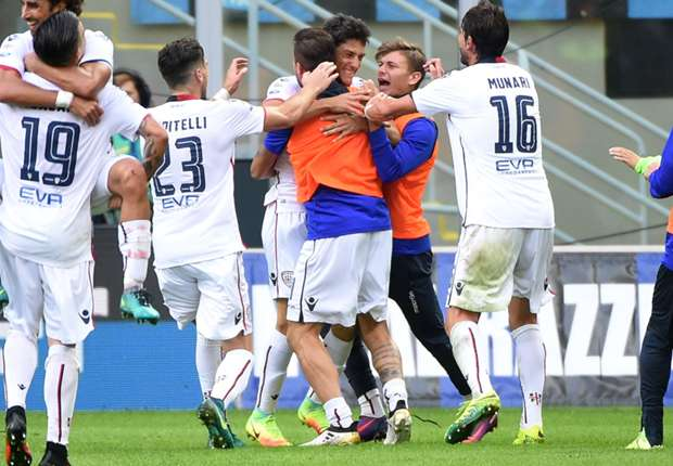 Inter 1-2 Cagliari: Handanovic own goal gives visitors the win