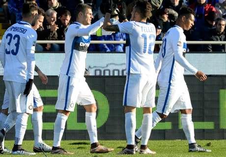 Inter volvió a tropezar