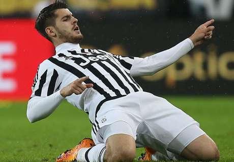 Chelsea interested in Juve's Morata