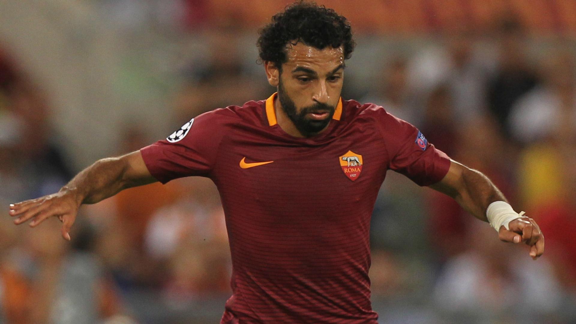Mohamed Salah Roma - Goal.com