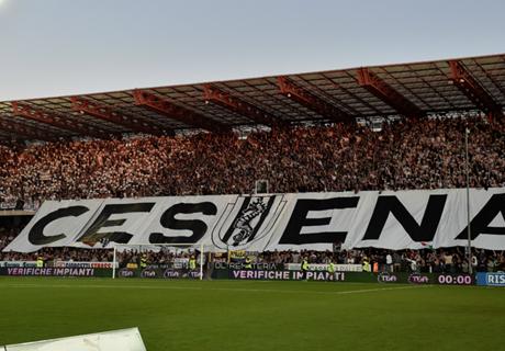 Cesena-Salernitana 0-0: Djuric spreca