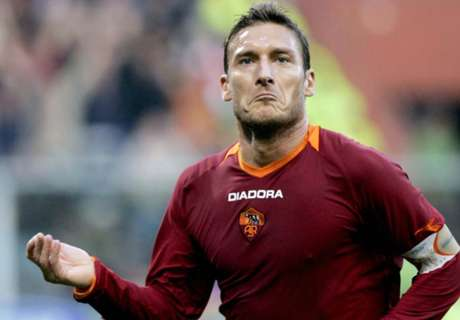 Totti appears on Big Brother
