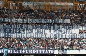 Napoli fans banned from Juventus trip