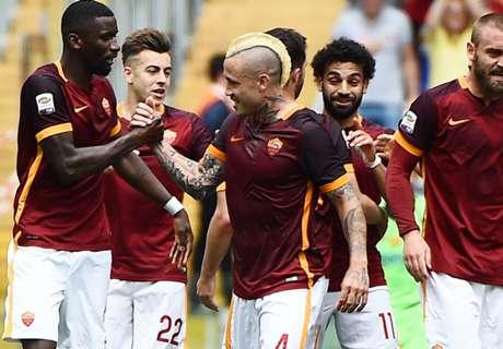 AS Roma - Chievo 3-0, résumé du match