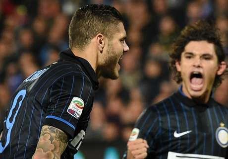 Italiano: Cesena 0 x 1 Inter
