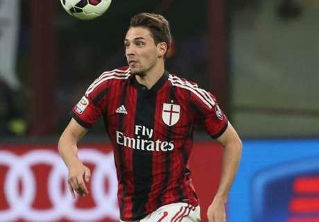 AC Milan slaat bod op De Sciglio af