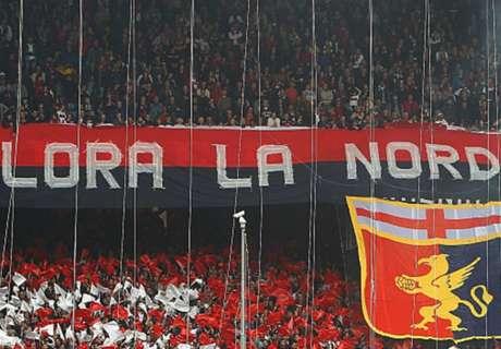 Genoa, rabbia tifosi: insulti, sputi e uova