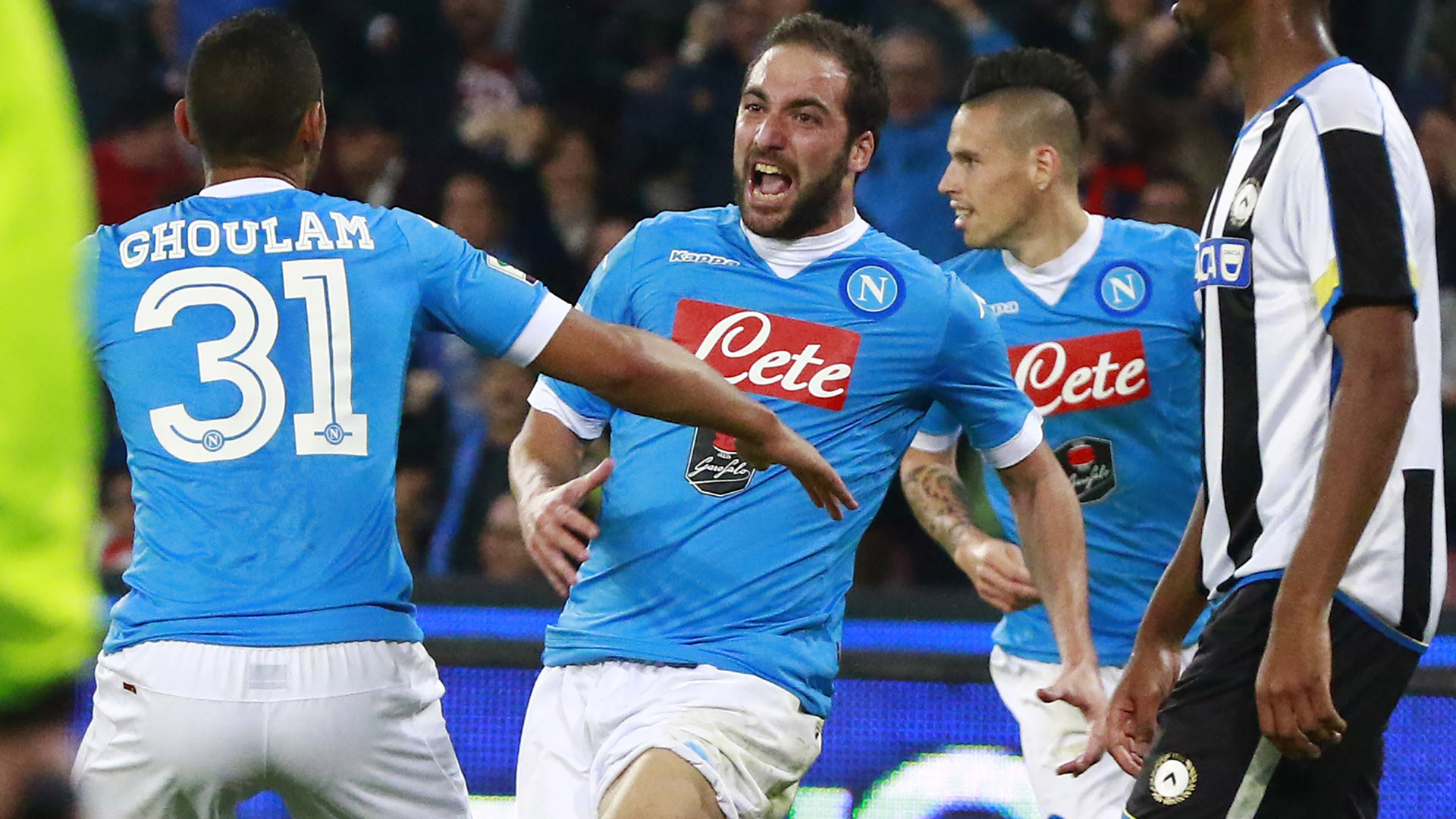 Video: Napoli vs Udinese