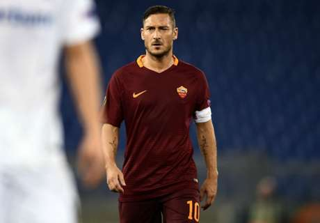 Totti the Gladiator reaches milestone