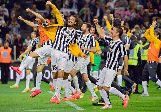 Juventus Turin hat sich die italienische Meisterschaft gesichert