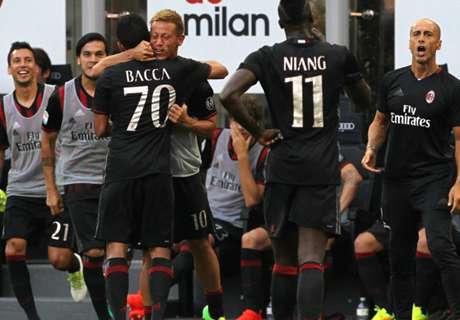 Milan dramatically overcome Torino