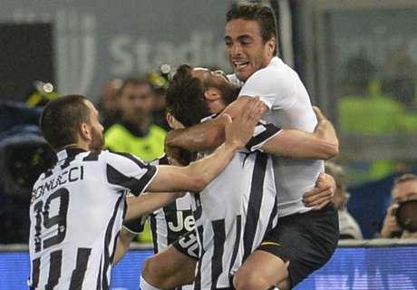 FT: Juventus 2-1 Lazio