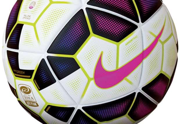 Nike Ordem, il nuovo pallone della Serie A