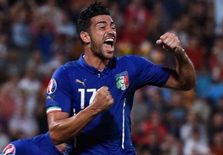 Elimin. Euro: Malta 0 x 1 Itália