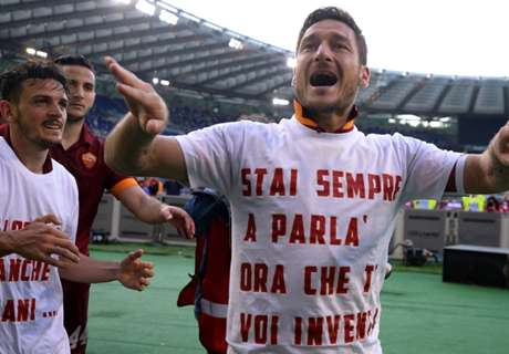 Anecdotes du derby de Rome