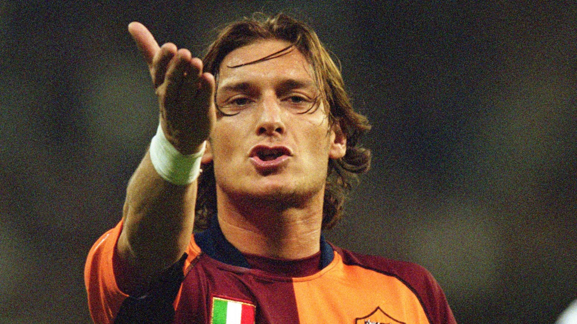 Francesco Totti Goal