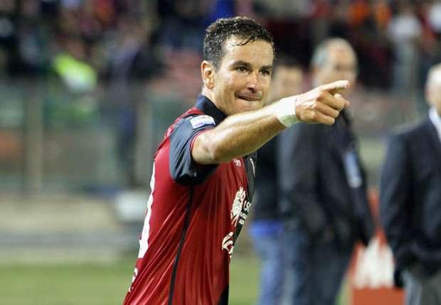 Cagliari-Sampdoria 2-1: Viviano all'Inferno, Melchiorri in Paradiso