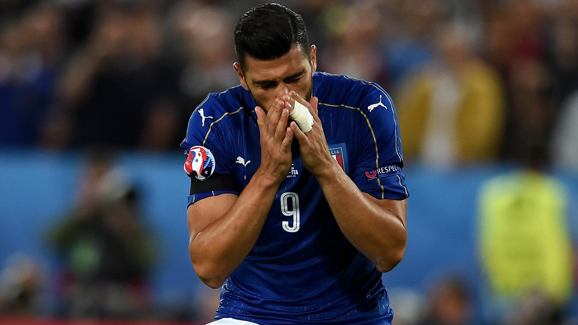 Euro 2016, Pellè: