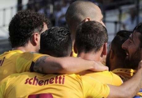 Spezia-Cittadella 1-1: Pari ad alta quota