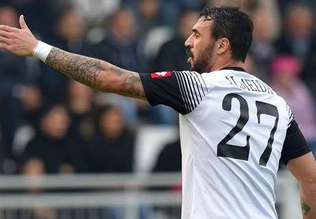 'Goaltjesdief' nu al weg bij Cesena