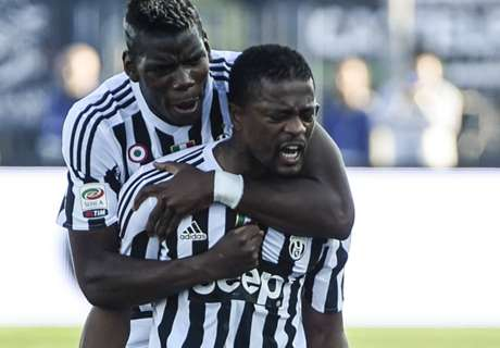 Italiano: Empoli 1 x 3 Juventus