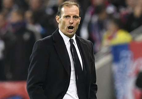 Angry Allegri slams Milan players