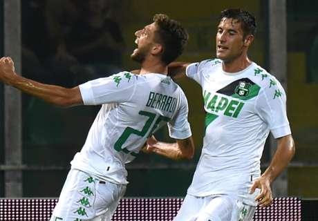 Sassuolo Tembus Fase Grup Liga Europa