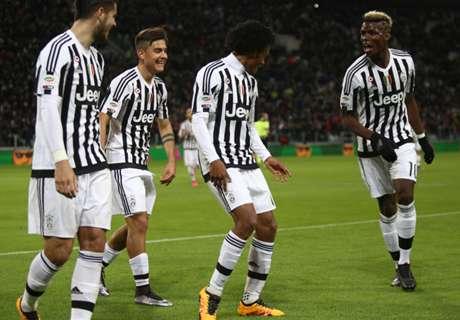 Juventus no quiere aflojar