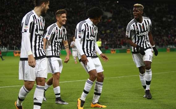 VIDEO: Juventus feiert Rekordsieg