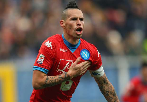 Hamsik turned down 39 massive offer 39 from china agent for Marek hamsik squadre attuali