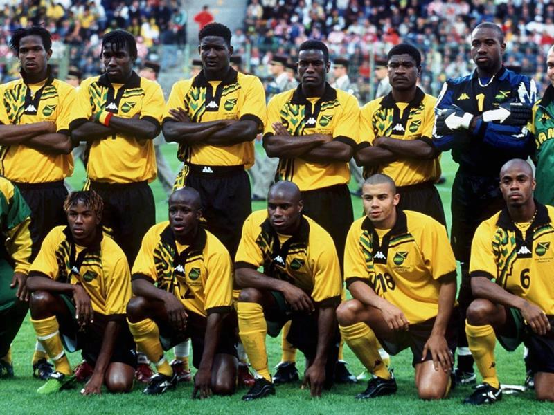 Risultati immagini per giamaica francia 98