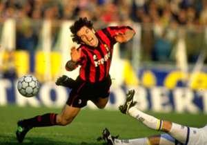 ROBERTO DONADONI - Calciatore del Milan (Serie A)