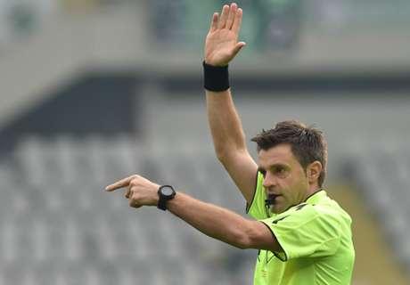 Arbitri 9ª di A: Milan-Juve a Rizzoli