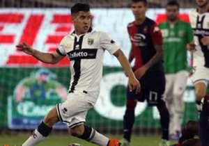 Sumido en gravísimos problemas financieros, Parma terminó perdiendo la categoría ante Lazio, a seis fechas del final. Hasta ese momento, llevaba 16 puntos en 32 jornadas, producto de varias derrotas y sanciones por parte de la Federación Italiana de Fú...