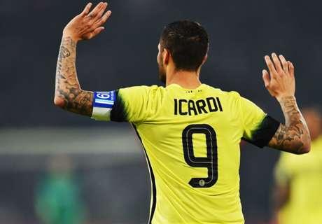 Triunfo con gol de Icardi