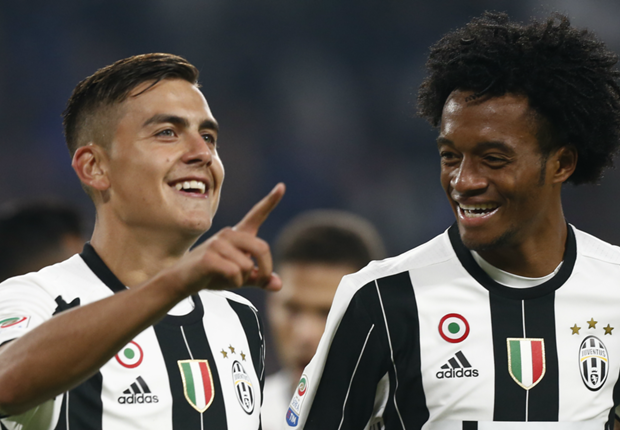 Juventus 2-1 Udinese: Dybala double gives Old Lady victory