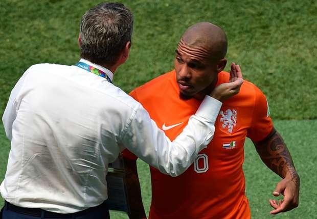Lesionados, sancionados y apercibidos para los cuartos de final