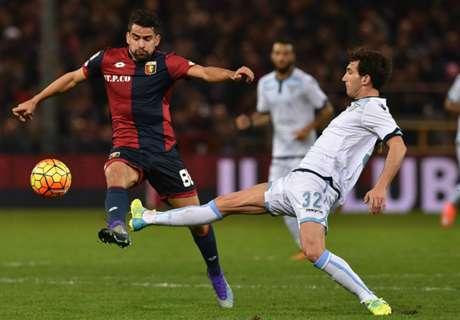 Genoa en Lazio scoren niet