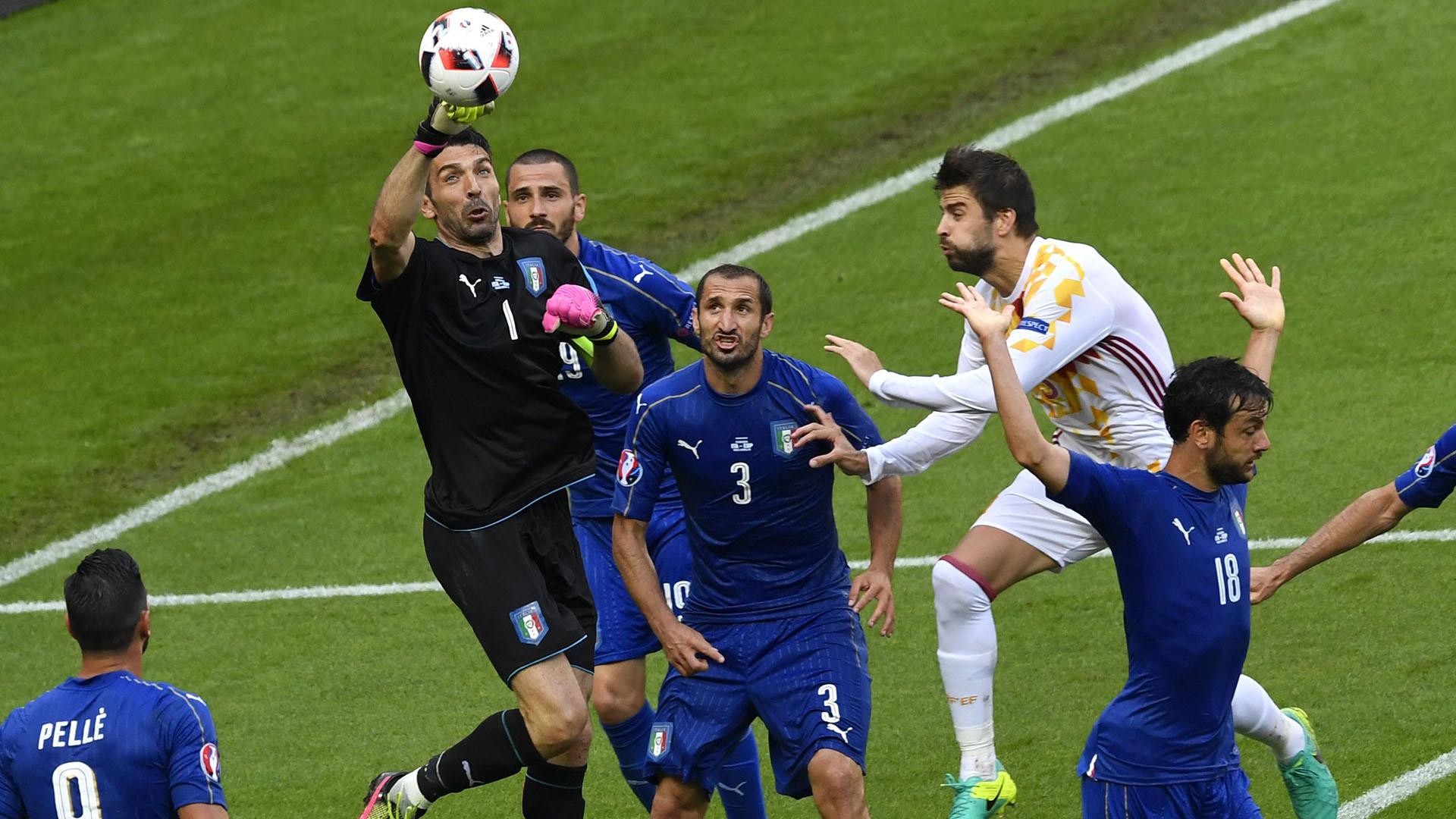 Italia-Spagna 2-0, Conte:
