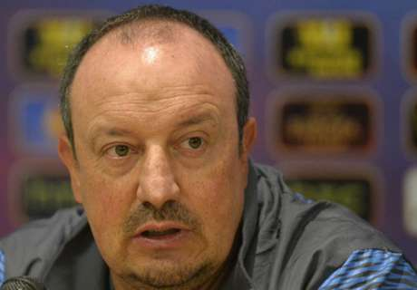 Benitez: We had the perfect attitude