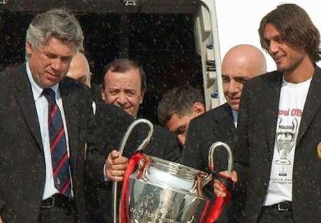 VIDEO: Ancelotti über das beste Spiel