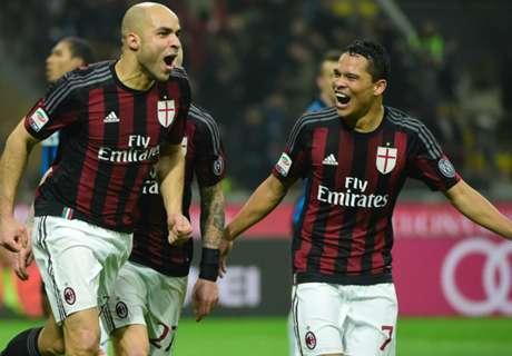 Milan AC–Inter Milan 3-0, résumé de match
