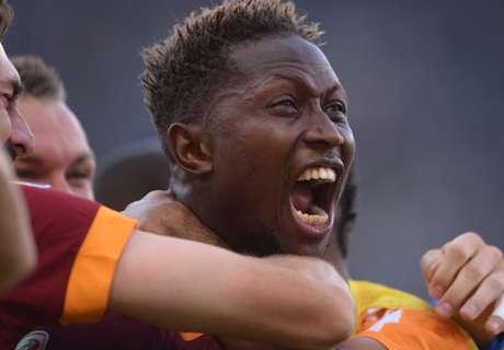 Lazio wordt hak gezet door Roma