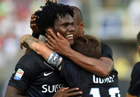 RUMOURS: PL duo to battle for Kessie