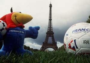Francia 98 - Footix