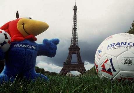 Retour sur les mascottes des anciennes Coupes du monde